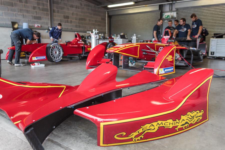 Team China Formula E