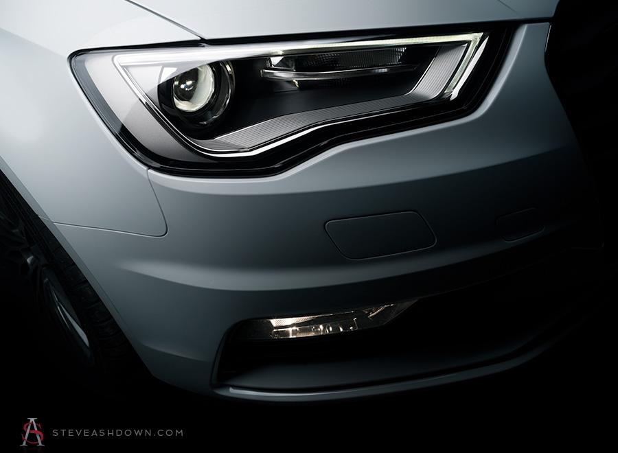 Audi A3 detail