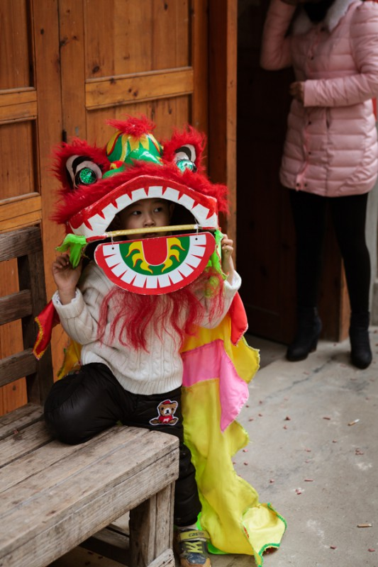China child dragon