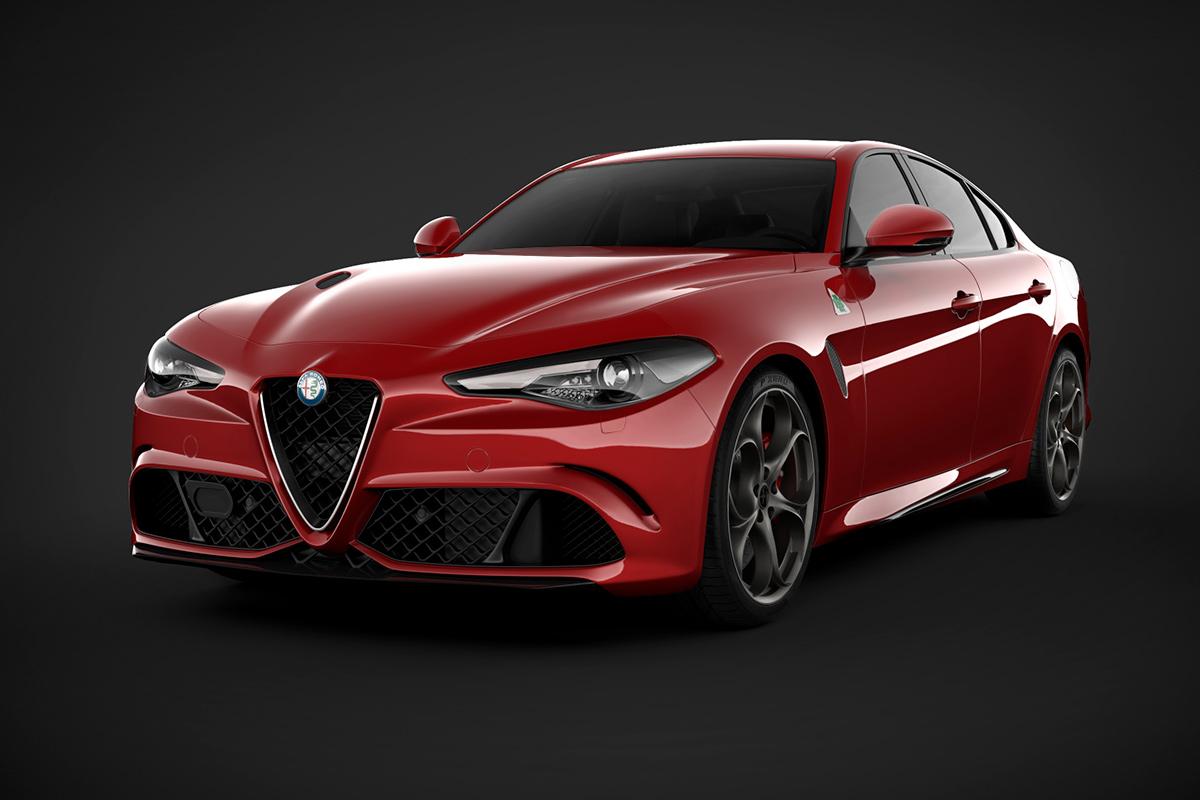 Alfa Romeo photography