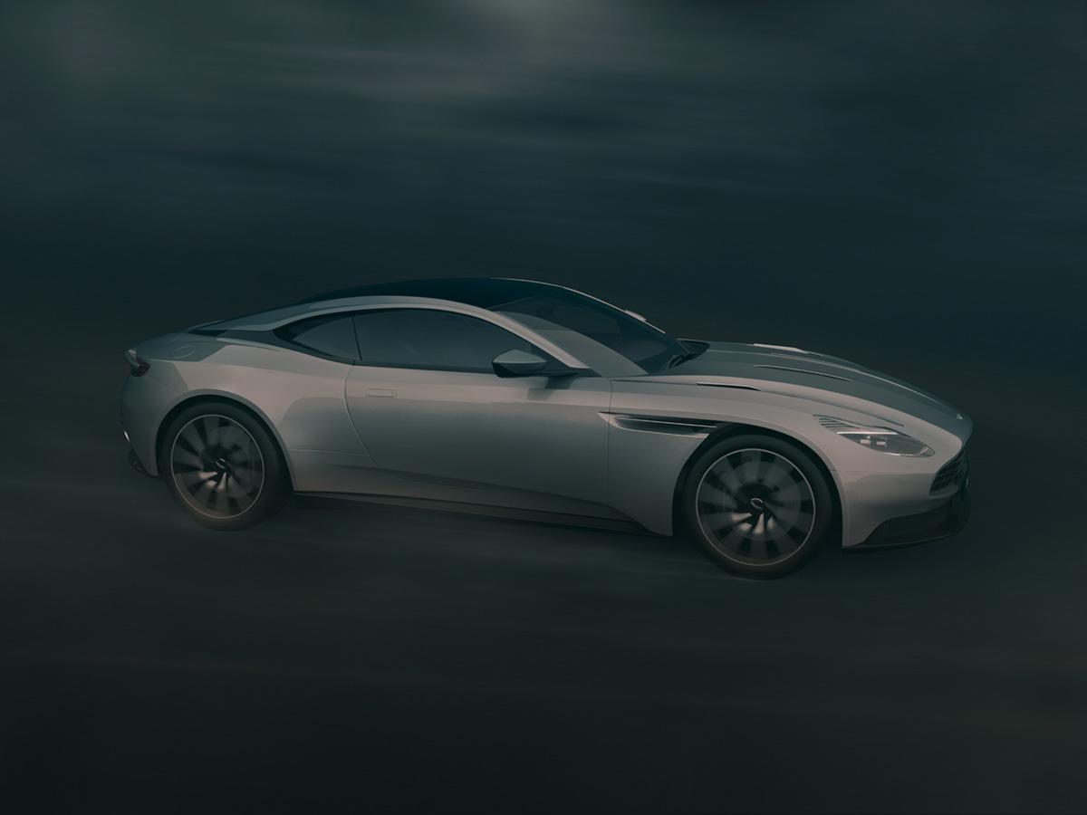 Aston Martin DB11 by Steve Ashdown
