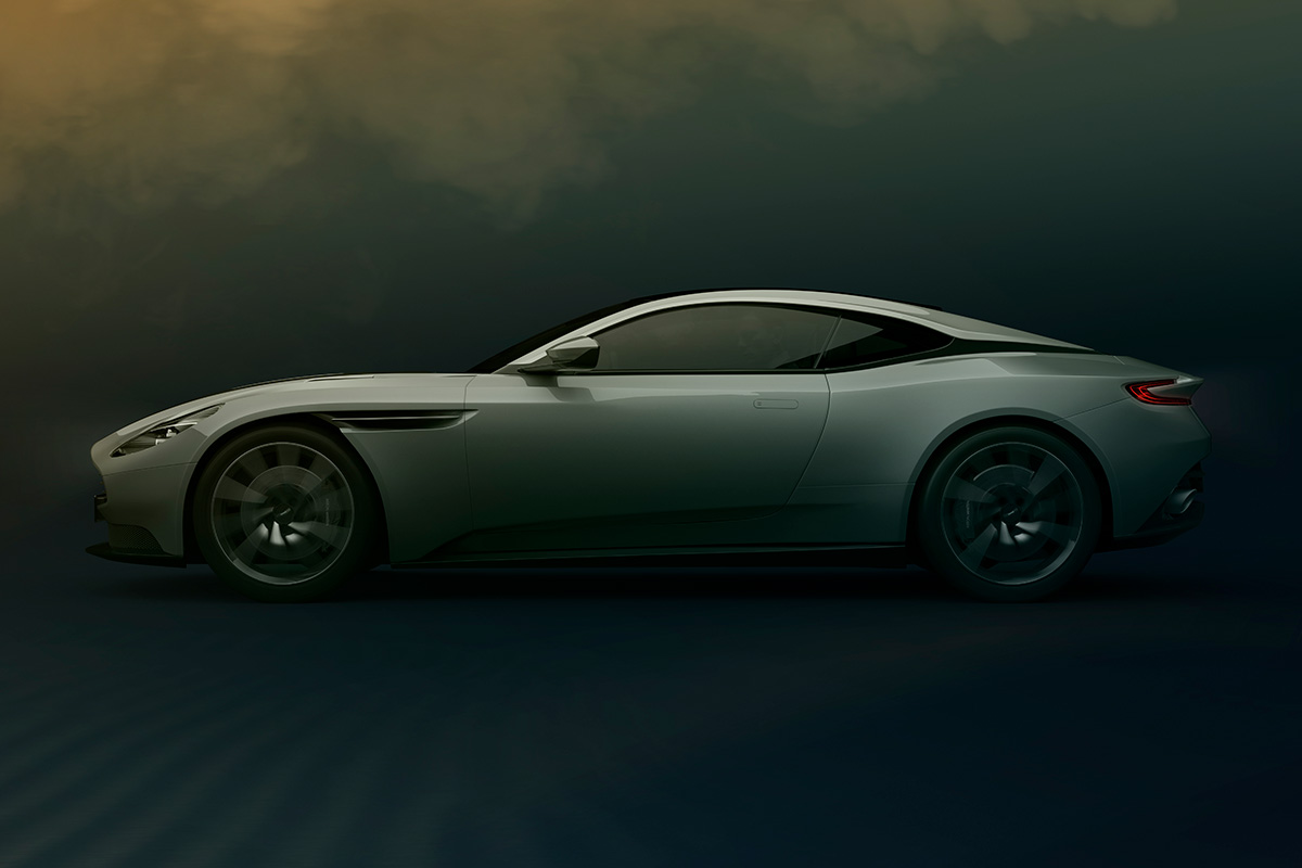 Aston Martin photography